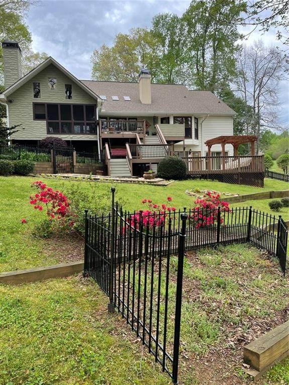 5825 Sweetbottom Lane, Clermont, GA 30527 (MLS #6877705) :: RE/MAX Paramount Properties