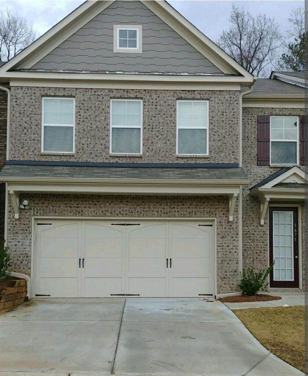 5875 Keystone Lane, Lithonia, GA 30058 (MLS #6877894) :: North Atlanta Home Team
