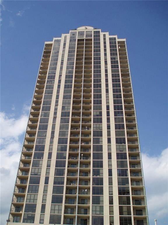 1280 W Peachtree Street NW #2601, Atlanta, GA 30309 (MLS #6877966) :: Thomas Ramon Realty