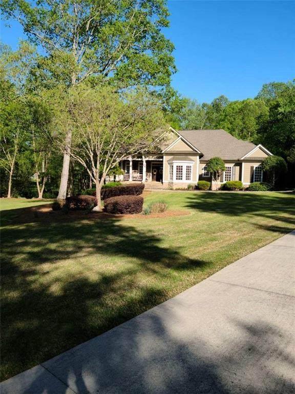 1267 Old Victron School Road, Hoschton, GA 30548 (MLS #6878073) :: North Atlanta Home Team