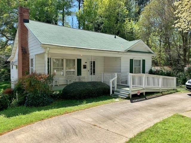 310 Seminole Drive NE, Marietta, GA 30060 (MLS #6878132) :: Path & Post Real Estate