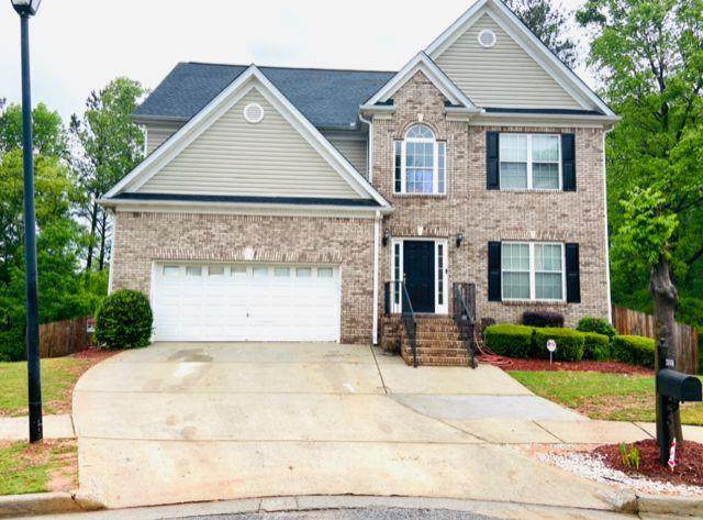 4051 Preserve Trail, Snellville, GA 30039 (MLS #6878213) :: Good Living Real Estate