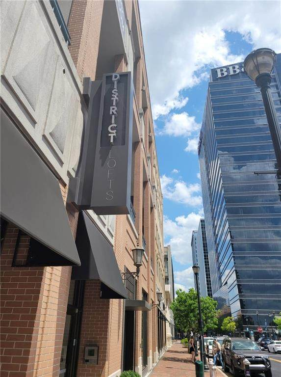 260 18th Street NW #10308, Atlanta, GA 30363 (MLS #6878251) :: RE/MAX Prestige
