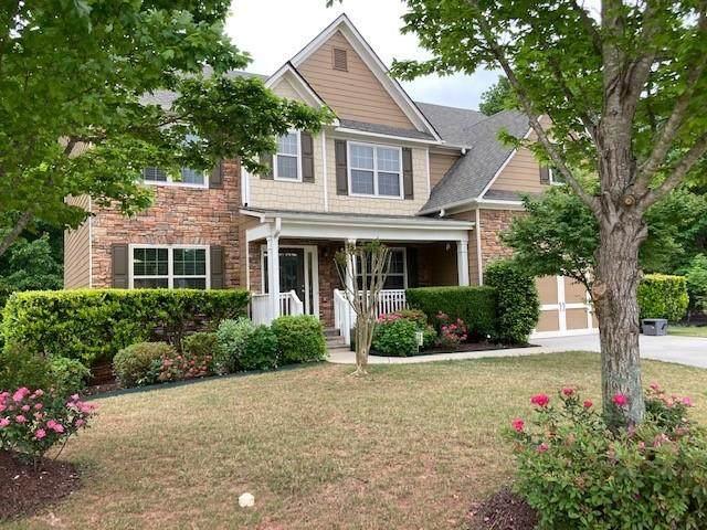 1655 Jasper Drive, Winder, GA 30680 (MLS #6878554) :: North Atlanta Home Team