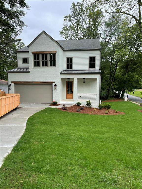 1774 Belle Isle Circle NE, Atlanta, GA 30329 (MLS #6878797) :: The Zac Team @ RE/MAX Metro Atlanta