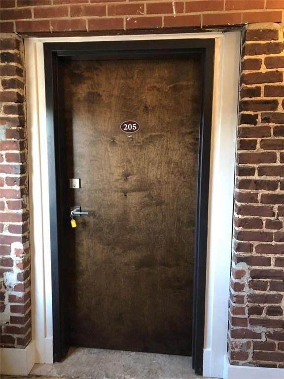 510 Whitehall Street #205, Atlanta, GA 30303 (MLS #6879115) :: North Atlanta Home Team