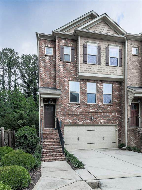1630 Longmoor Lane SE #1, Smyrna, GA 30080 (MLS #6879177) :: North Atlanta Home Team