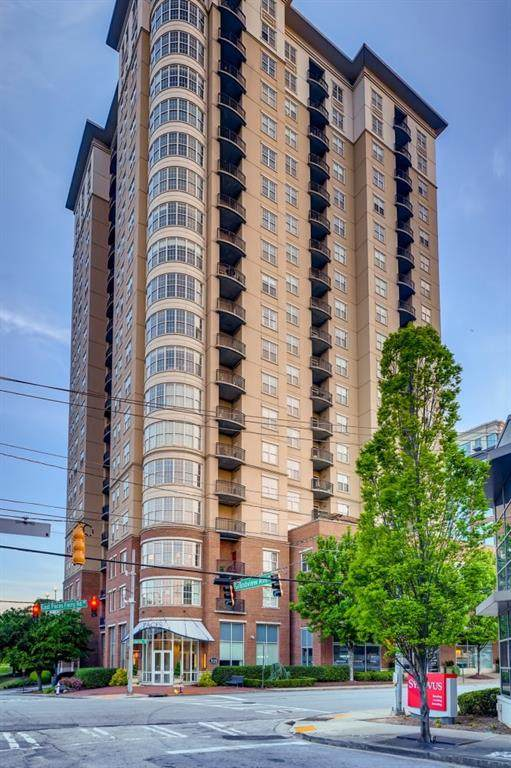 325 E Paces Ferry Road NE #1002, Atlanta, GA 30305 (MLS #6879188) :: 515 Life Real Estate Company