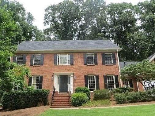 4593 Fitzpatrick Way, Peachtree Corners, GA 30092 (MLS #6879199) :: Scott Fine Homes at Keller Williams First Atlanta