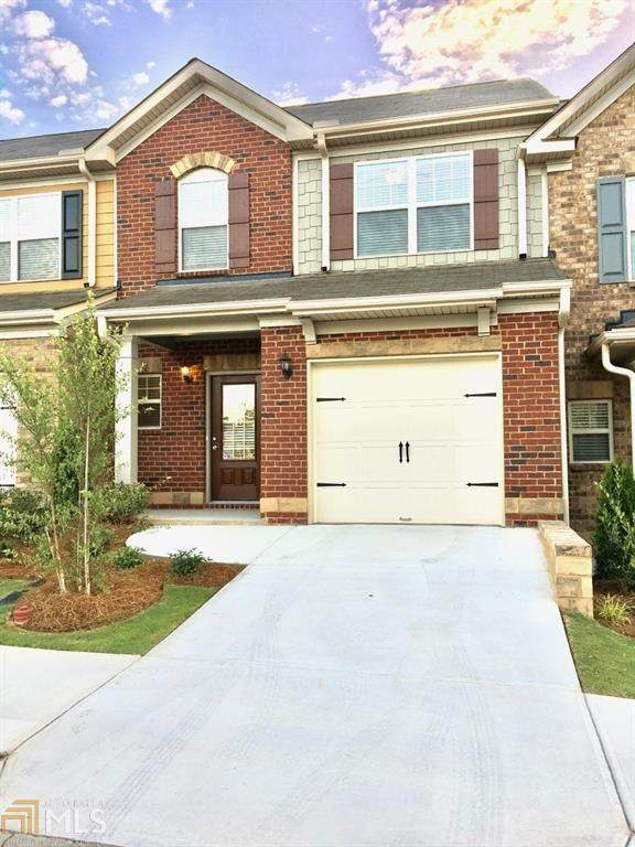 7694 Haynes Park Place, Lithonia, GA 30038 (MLS #6879658) :: HergGroup Atlanta