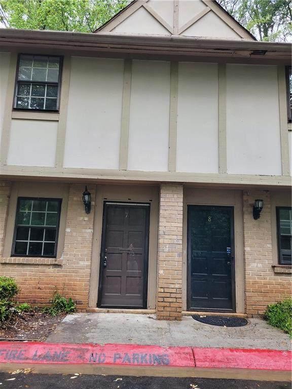1150 Rankin Street F7, Stone Mountain, GA 30083 (MLS #6879976) :: North Atlanta Home Team