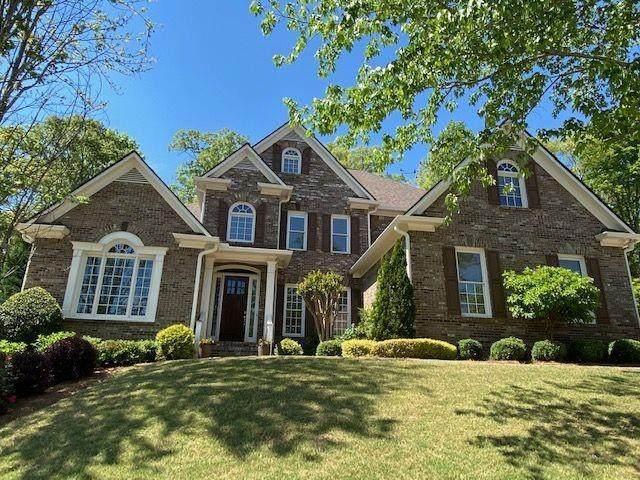 4368 Cooper Oaks Drive SE, Smyrna, GA 30082 (MLS #6880121) :: North Atlanta Home Team