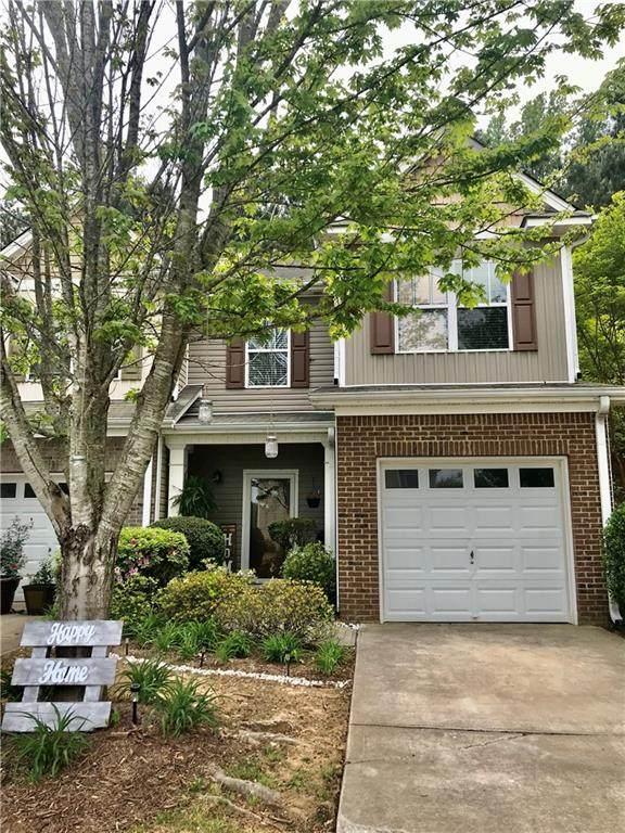 212 Ridge Mill Drive #212, Acworth, GA 30102 (MLS #6880181) :: Kennesaw Life Real Estate