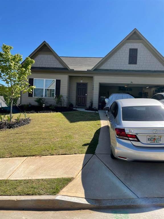 380 Darling Lane, Pendergrass, GA 30567 (MLS #6880296) :: North Atlanta Home Team