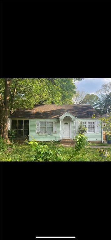 1360 Westboro Drive SW, Atlanta, GA 30310 (MLS #6880710) :: The Heyl Group at Keller Williams
