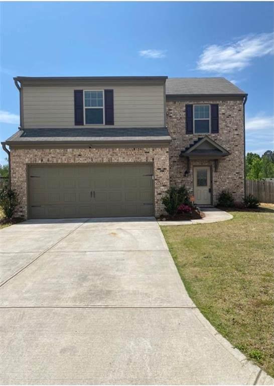 181 Aberdeen Way, Dallas, GA 30132 (MLS #6880734) :: North Atlanta Home Team