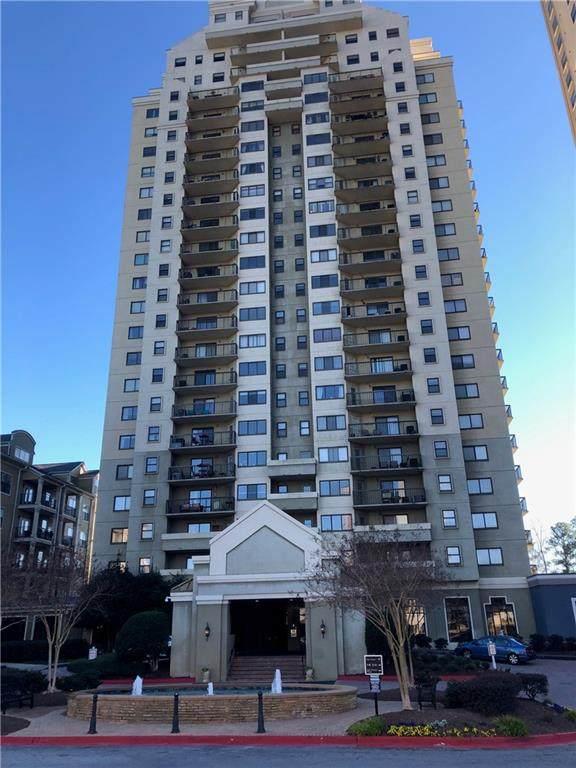 795 Hammond Drive #603, Atlanta, GA 30328 (MLS #6880819) :: Thomas Ramon Realty