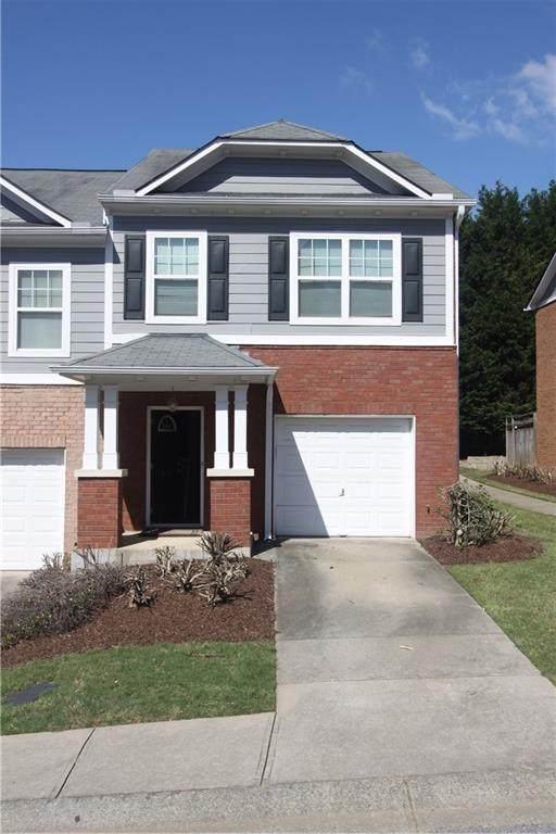 810 Tulip Poplar Way #1201, Lawrenceville, GA 30044 (MLS #6880866) :: The Justin Landis Group