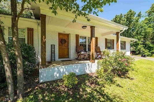 101 Hycliff Road SW, Rome, GA 30165 (MLS #6881046) :: Path & Post Real Estate