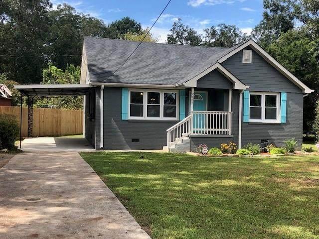 2107 Second Avenue, Decatur, GA 30030 (MLS #6881244) :: North Atlanta Home Team