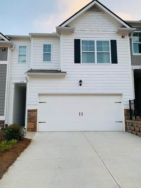 719 Woodstock Grove Drive, Woodstock, GA 30188 (MLS #6881581) :: Path & Post Real Estate