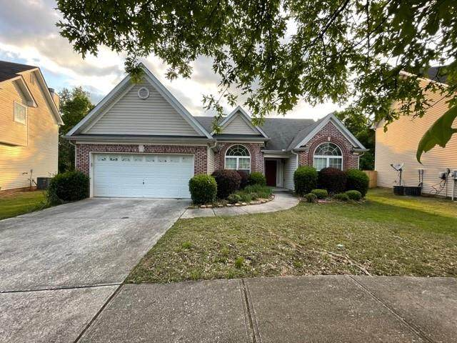 4140 Preserve Lane, Snellville, GA 30039 (MLS #6881675) :: North Atlanta Home Team