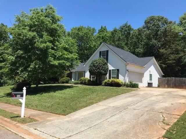46 Fieldcrest Court, Jefferson, GA 30549 (MLS #6881957) :: North Atlanta Home Team