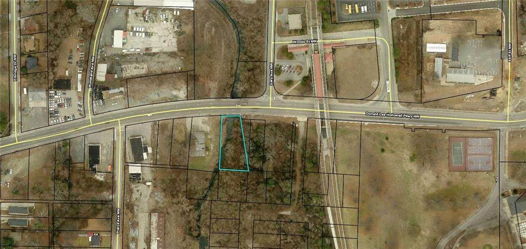 0-a Donald Lee Hollowell Parkway - Photo 1