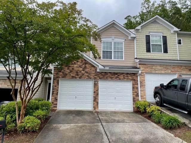 2304 Saint Simons Drive #30, Marietta, GA 30066 (MLS #6882570) :: Path & Post Real Estate