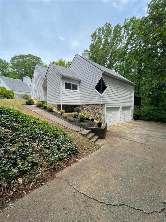 1979 Kinridge Road, Marietta, GA 30062 (MLS #6882816) :: The Kroupa Team | Berkshire Hathaway HomeServices Georgia Properties