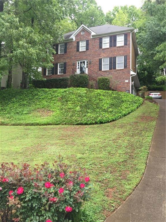 5020 Pine Creek Circle, Woodstock, GA 30188 (MLS #6882880) :: Path & Post Real Estate
