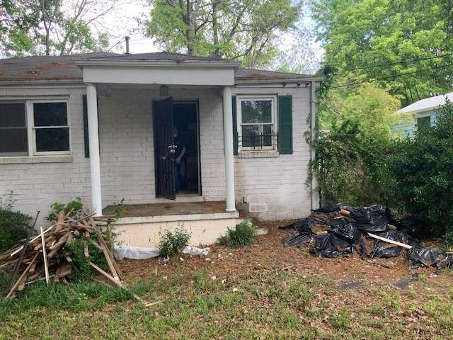 2533 Godfrey Drive NW, Atlanta, GA 30318 (MLS #6883051) :: The Kroupa Team   Berkshire Hathaway HomeServices Georgia Properties