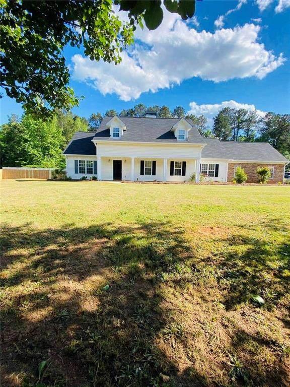 1206 Lullwater Way, Mcdonough, GA 30252 (MLS #6883094) :: RE/MAX Center
