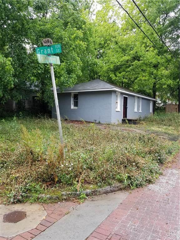 245 Tuskegee Street SE, Atlanta, GA 30315 (MLS #6883131) :: Dillard and Company Realty Group