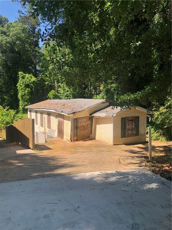 2004 Lois Place NW, Atlanta, GA 30318 (MLS #6883208) :: Charlie Ballard Real Estate