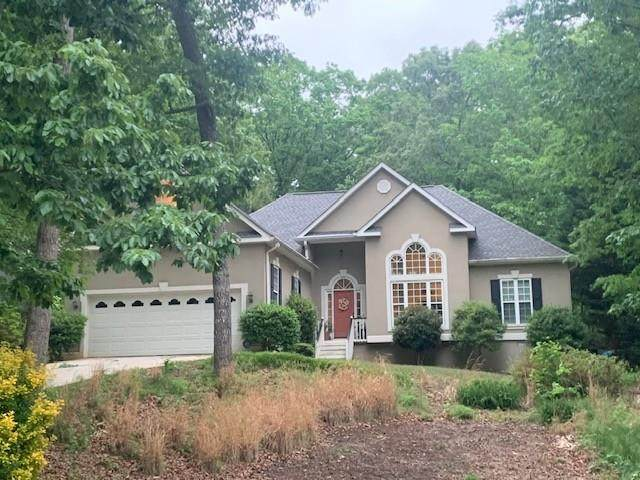 3488 Osceola Trail, Gainesville, GA 30506 (MLS #6883368) :: The Gurley Team