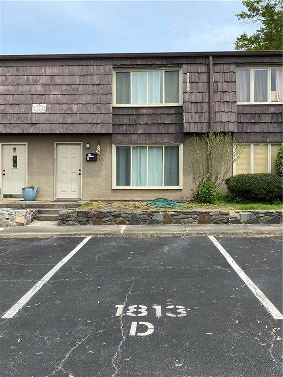 1813 Ashborough Circle SE D, Marietta, GA 30067 (MLS #6883567) :: North Atlanta Home Team
