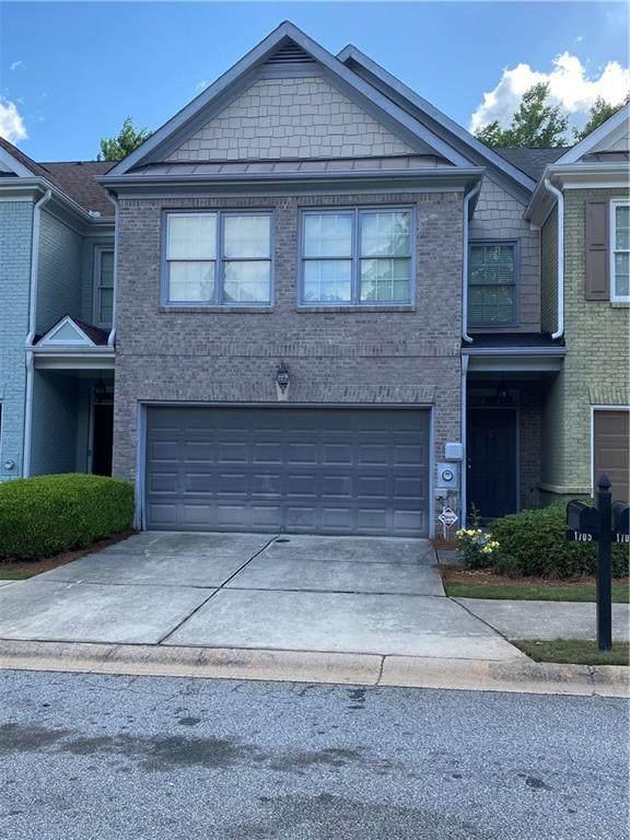 1705 Oakbrook Lake Drive, Norcross, GA 30093 (MLS #6883973) :: North Atlanta Home Team
