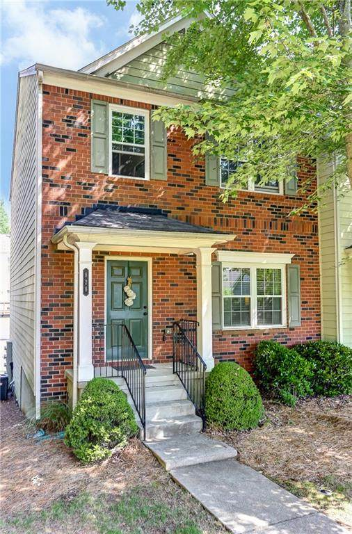 828 Society Court, Woodstock, GA 30188 (MLS #6884252) :: The Heyl Group at Keller Williams