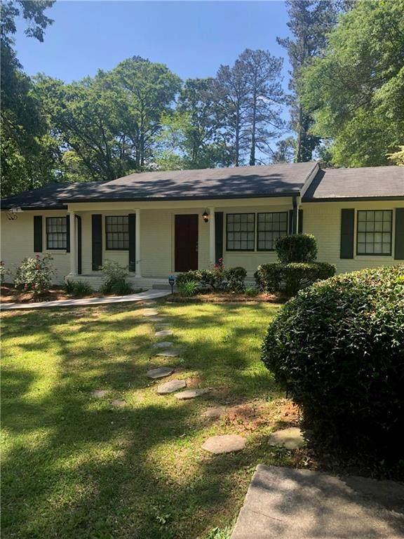 8005 Union Grove Road, Lithonia, GA 30058 (MLS #6884288) :: North Atlanta Home Team