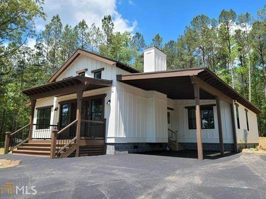 321 Santa Claus Road, Cedartown, GA 30125 (MLS #6884403) :: The Cowan Connection Team