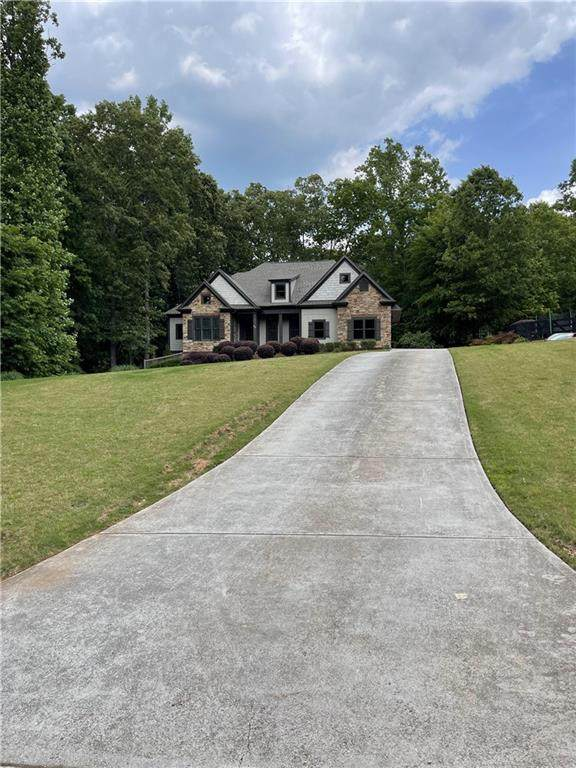 305 Evie Lane, Canton, GA 30115 (MLS #6884631) :: HergGroup Atlanta