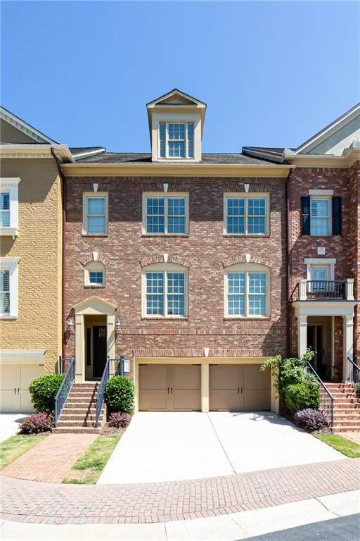 4355 Bridgehaven Drive SE, Smyrna, GA 30080 (MLS #6884634) :: AlpharettaZen Expert Home Advisors