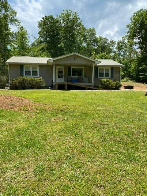 44 Locust Road, Dahlonega, GA 30533 (MLS #6884638) :: The Heyl Group at Keller Williams