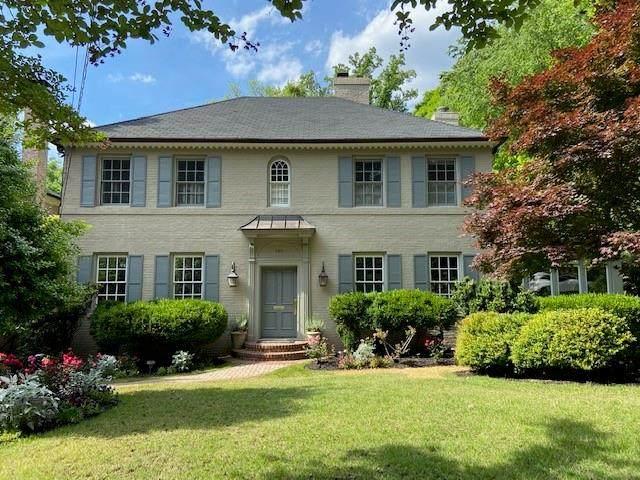 150 Beverly Road NE, Atlanta, GA 30309 (MLS #6884643) :: 515 Life Real Estate Company