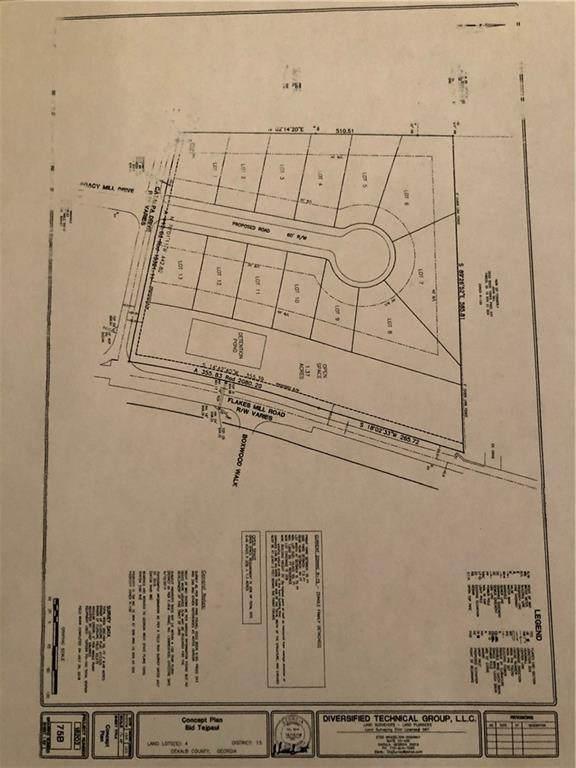 4601 Flakes Mill Road, Ellenwood, GA 30294 (MLS #6886309) :: Rock River Realty