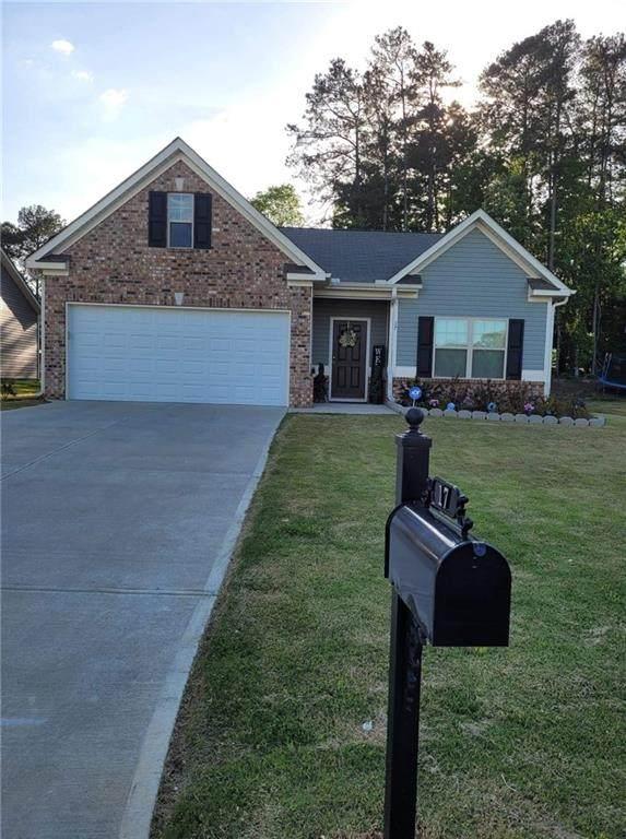 17 Berryrun Drive, Rome, GA 30165 (MLS #6886751) :: North Atlanta Home Team