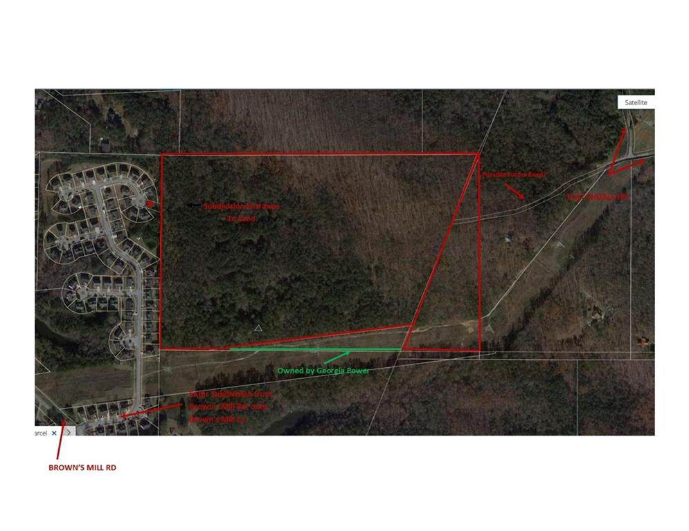 7201 Browns Mill Road - Photo 1