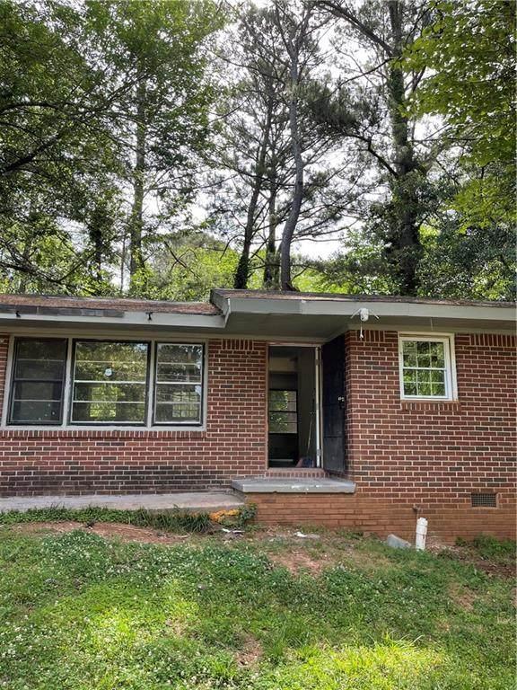 3962 David Drive, Forest Park, GA 30297 (MLS #6887688) :: North Atlanta Home Team