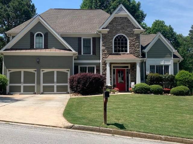 439 Pine Bluff Drive, Dallas, GA 30157 (MLS #6888167) :: 515 Life Real Estate Company